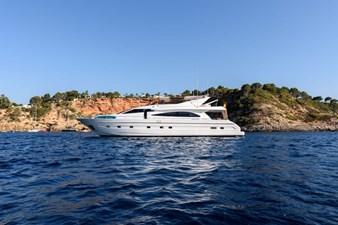 NEPHENTA  3 NEPHENTA  1997 ASTONDOA 82 GLX Motor Yacht Yacht MLS #273733 3