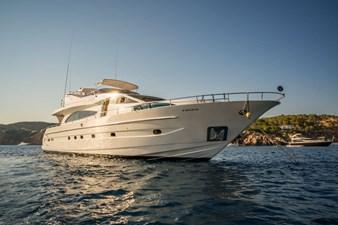 NEPHENTA  5 NEPHENTA  1997 ASTONDOA 82 GLX Motor Yacht Yacht MLS #273733 5