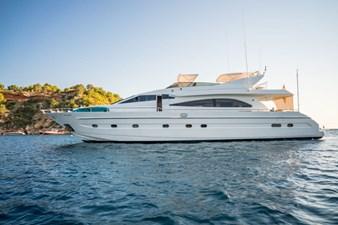 NEPHENTA  6 NEPHENTA  1997 ASTONDOA 82 GLX Motor Yacht Yacht MLS #273733 6