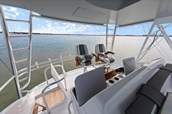 Stresproof 41 Flybridge Helm 4