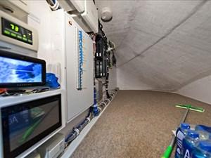 Stresproof 36 Storage Attic Behind Galley