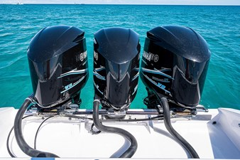 Black and Blue 45 Engines