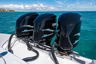 Black and Blue 46 Engines