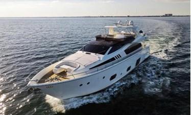 Ferretti Yachts F800 1 Ferretti Yachts F800 2012 FERRETTI YACHTS  Motor Yacht Yacht MLS #273765 1