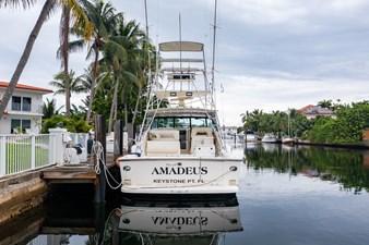 AMADEUS 4 AMADEUS 1995 TIARA 4300 OPEN Boats Yacht MLS #273767 4
