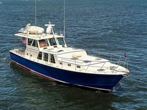 Blue Chip 1 Blue Chip 2003 DETTLING YACHTS Express Cruiser Cruising Yacht Yacht MLS #273768 1
