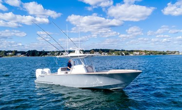 Three's Enough 0 Valhalla Boatworks 33 - Exterior Profile
