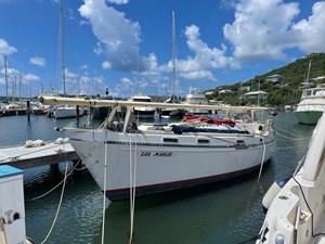 Sail Marilee 0 Stevens
