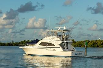 TH Sea  2 MV TH Sea 51 Foot Bertram Dirk Boehmer SYS Yacht Sales  Full--3