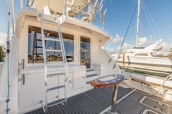 TH Sea  21 MV TH Sea 51 Foot Bertram Dirk Boehmer SYS Yacht Sales  Full--22