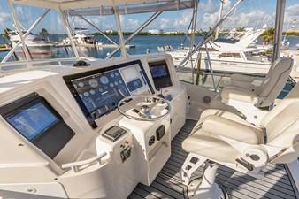 TH Sea  25 MV TH Sea 51 Foot Bertram Dirk Boehmer SYS Yacht Sales  Full--28