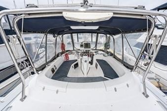 SECOND WIND 3 SECOND WIND 2000 HUNTER MARINE Center Cockpit Center Cockpit Yacht MLS #273778 3