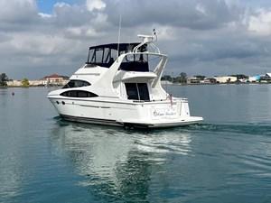 Moon Shadow III 3 Moon Shadow III 2002 CARVER 410 Sport Sedan Cruising Yacht Yacht MLS #273785 3