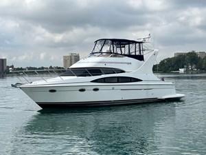 Moon Shadow III 2 Moon Shadow III 2002 CARVER 410 Sport Sedan Cruising Yacht Yacht MLS #273785 2