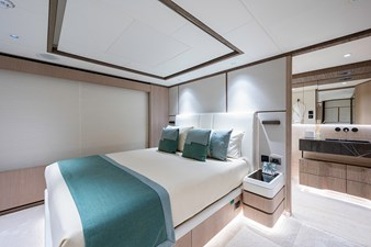 MAJESTY 140  20 Starboard Aft Guest Stateroom