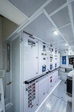MAJESTY 140  41 Engine Room