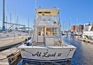 Yota Life 5 Yota Life 1989 VIKING 41 Convertible Sport Fisherman Yacht MLS #273792 5
