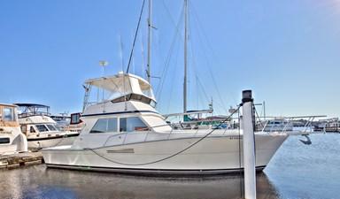 Yota Life 2 Yota Life 1989 VIKING 41 Convertible Sport Fisherman Yacht MLS #273792 2