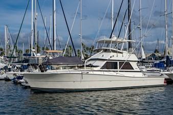 BUENA VIDA 1 BUENA VIDA 1987 VIKING Convertible Sport Fisherman Yacht MLS #273796 1