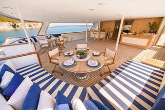 Wind of Fortune (Full Refit 2020) 12 Aft Deck 3
