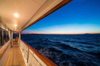Wind of Fortune (Full Refit 2020) 15 Port Side looking aft