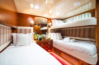 Wind of Fortune (Full Refit 2020) 25 Guest cabin 1