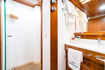 Wind of Fortune (Full Refit 2020) 26 Guest Cabin 1 Bath