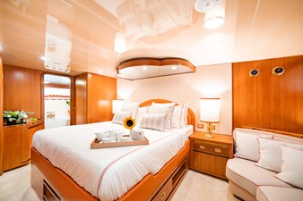 Wind of Fortune (Full Refit 2020) 39 Guest Cabin 5 / VIP