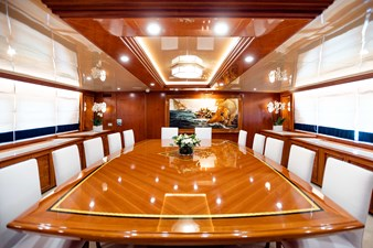 Wind of Fortune (Full Refit 2020) 42 Formal Dining