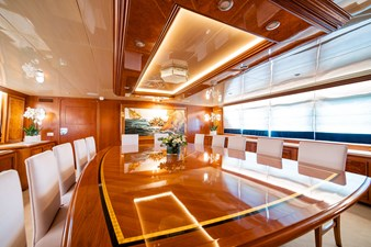 Wind of Fortune (Full Refit 2020) 44 Formal Dining