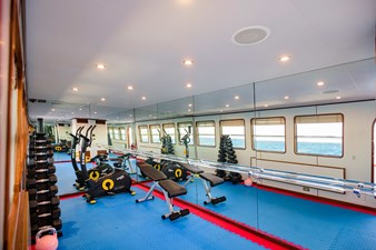 Wind of Fortune (Full Refit 2020) 45 Gym / Exercise Room