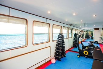 Wind of Fortune (Full Refit 2020) 46 Gym / Exercise Room
