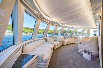 Wind of Fortune (Full Refit 2020) 48 Meeting Room / Observation Deck