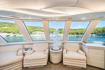 Wind of Fortune (Full Refit 2020) 49 Meeting Room / Observation Deck