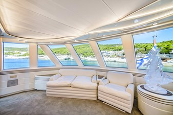 Wind of Fortune (Full Refit 2020) 51 Meeting Room / Observation Deck