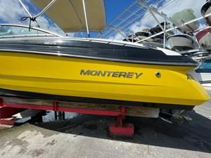 Monterey 22 2015  4 Monterey 22 2015  2015 MONTEREY  Motor Yacht Yacht MLS #273825 4