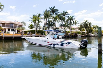 Lana 1 Lana 2001 DONZI MARINE 35 ZF Open Boats Yacht MLS #273847 1