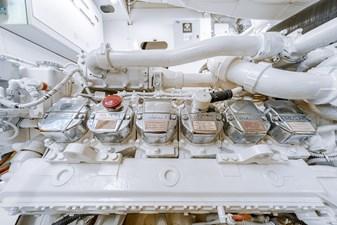 Aretecte 75 Engine Room