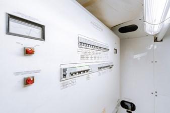 Aretecte 78 Engine Room