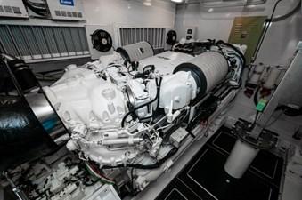 Team Supreme 66 2012 Viking 76 Convertible - Port Motor