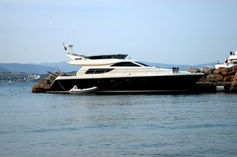COLLECTOR 2 0 COLLECTOR 2 2003 UNIESSE Uniesse 55 Sport Yacht Yacht MLS #44547 0