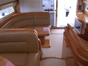 COLLECTOR 2 1 COLLECTOR 2 2003 UNIESSE Uniesse 55 Sport Yacht Yacht MLS #44547 1
