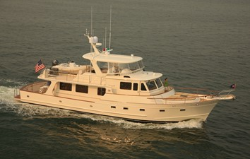 65 Fleming Pilothouse MY