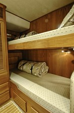 FLEMING 65 - NEW BUILD 17 Third Stateroom
