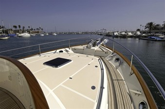 FLEMING 65 - NEW BUILD 19 Foredeck