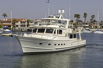 FLEMING 65 - NEW BUILD 44 Bow