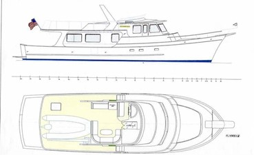 Line Drawing and Flybridge