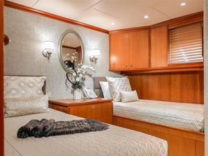 Twin Guest Stateroom