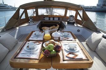 VOLADOR 1 VOLADOR 1982 ROYAL HUISMAN  Cruising Sailboat Yacht MLS #62706 1