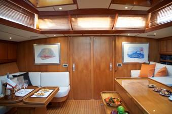 VOLADOR 3 VOLADOR 1982 ROYAL HUISMAN  Cruising Sailboat Yacht MLS #62706 3